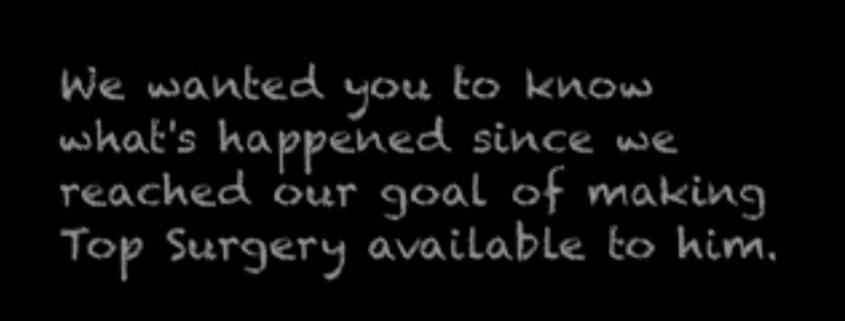transgender surgery
