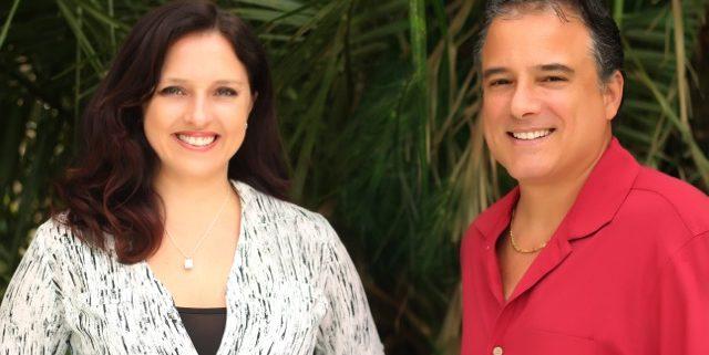 Drs. Melissa Bridges and Paul Maione